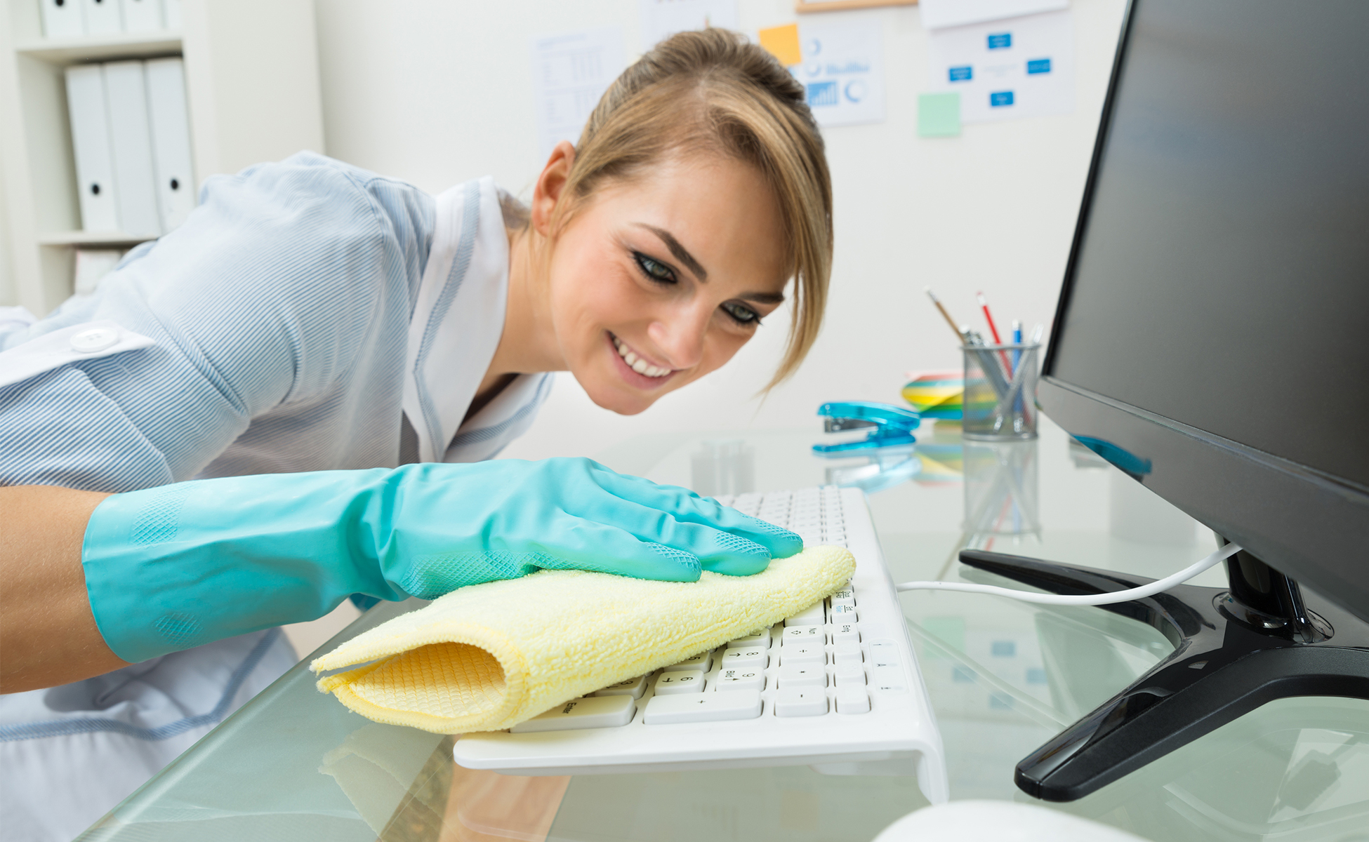 Office Commercial Cleaning Services Calgary