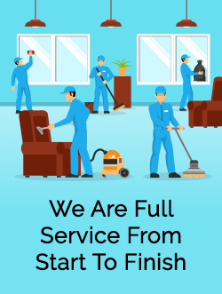 Full Service Commercial Cleaning Calgary